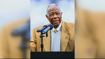 Hank Aaron on whether he would visit White House: 'There's nobody there I want to see'