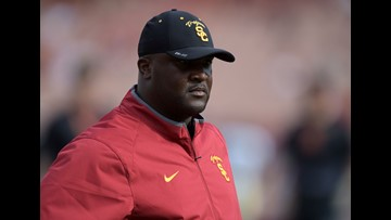 Former Vol Tee Martin fired by USC