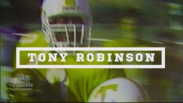 10Sports Presents: Tony Robinson