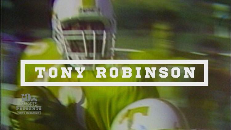 10Sports Presents: Tony Robinson