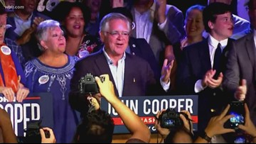 John Cooper elected mayor of Nashville