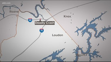LCSO investigating deadly I-40 crash