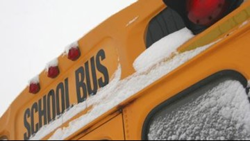 East Tennessee schools close, delay for winter weather