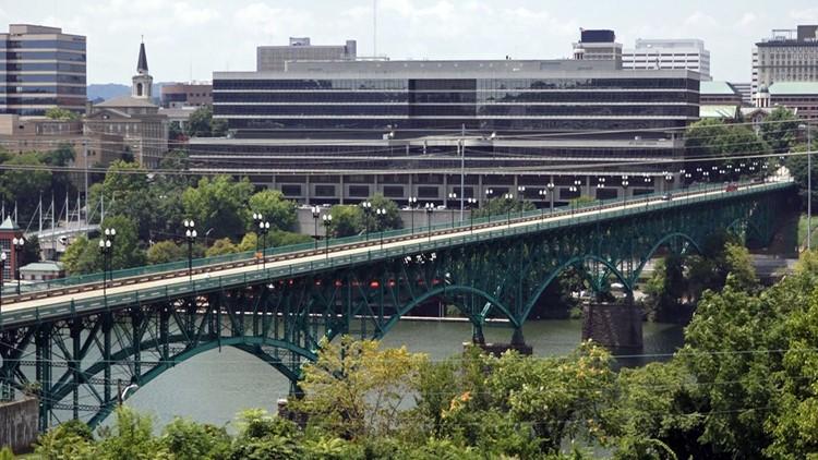 City County Building Gay Street Bridge