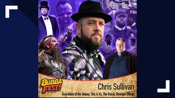 'This Is Us' star Chris Sullivan coming to Knoxville for Bubba Fest