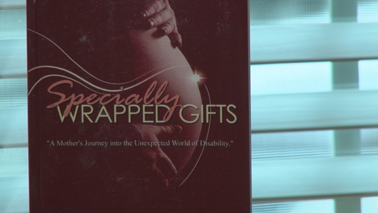 Meka Jackson wrote a book called Specially Wrapped Gifts