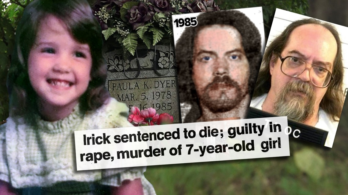 Remembering Why: Rape and murder of 7-year-old Paula Dyer | wbir com
