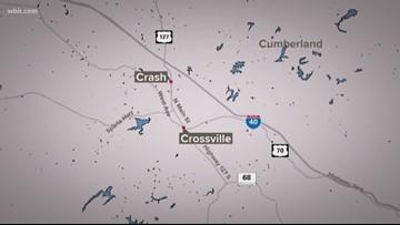 Crossville motorcyclist seriously injured in crash