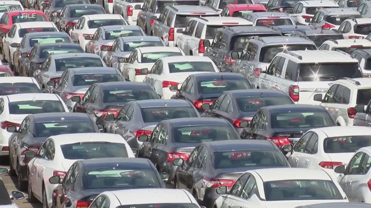 In Other News: Rental car prices soar, vehicles hard to come by
