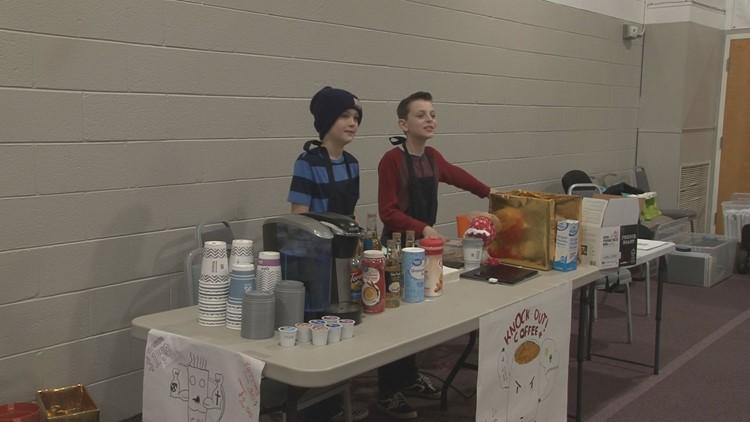Farragut students turn economics lessons into small businesses