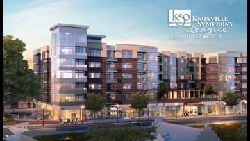 Take a tour inside the newly built Regas Square Condominiums