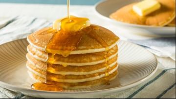 Homemade Pancake & Waffle Mix
