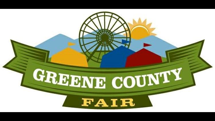 Greene County Fair logo