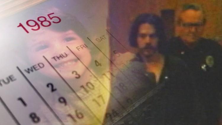 JPG Billy Ray Irick Timeline Calendar Montage