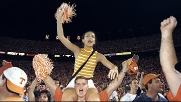1998 National Champions: Pandemonium reigns against Florida