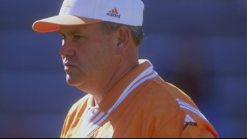 1998 National Champions: Tigers test Tennessee