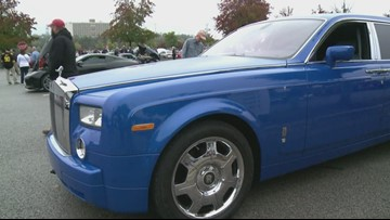 Harper Auto Square holds its Cars & Coffee event at West Town Mall
