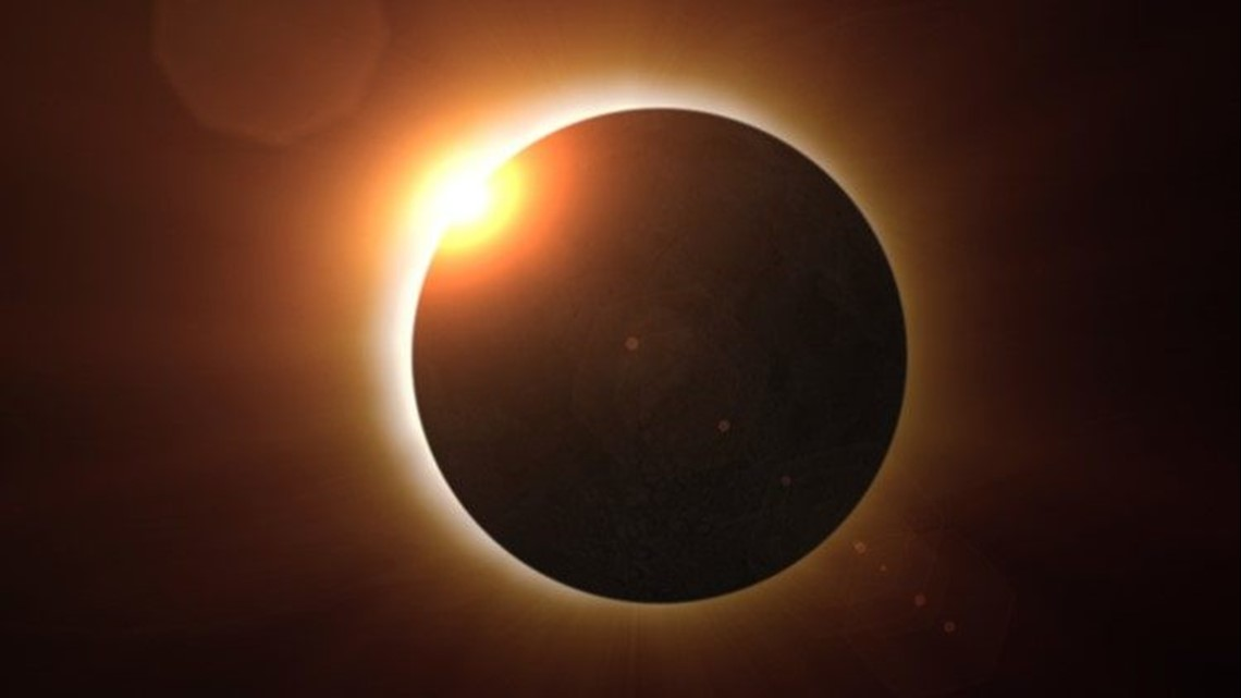 e year later Sweetwater relives total solar eclipse with a