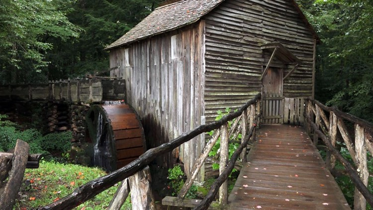 Cable MIll Cades Cove 2018