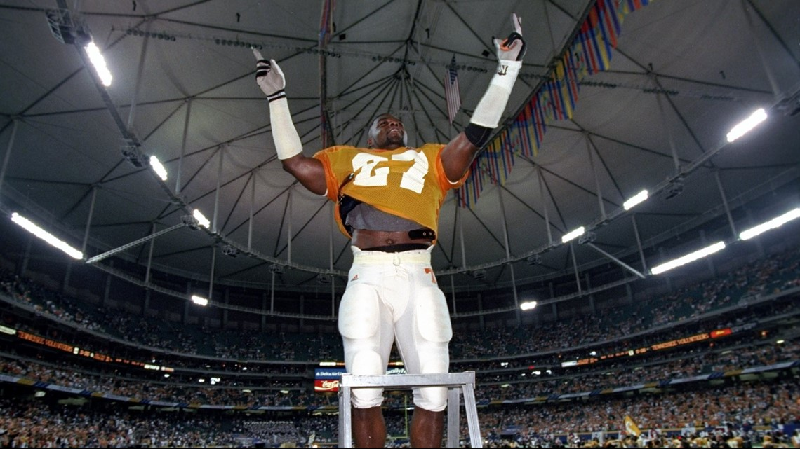 Leading by example: Al Wilson and the '98 Vols