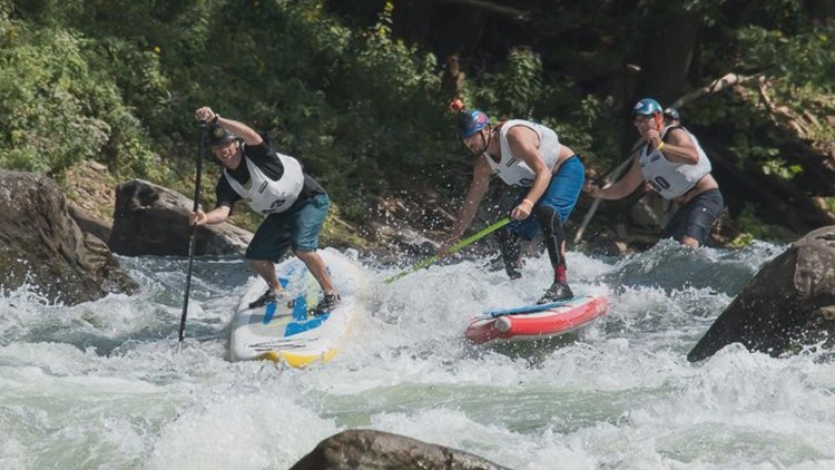 Data shows TN had more whitewater river paddler deaths in 2020 than any other state