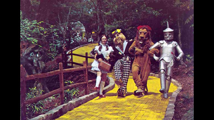 Original Land Of Oz Employees Recall What It Was Like To Work At The 1970s Attraction Wbir
