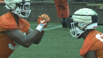 Tennessee hits the field to start spring football practice