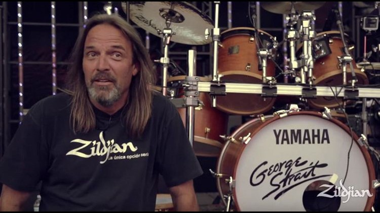 Drummer for George Strait has been killed in crash on I-40