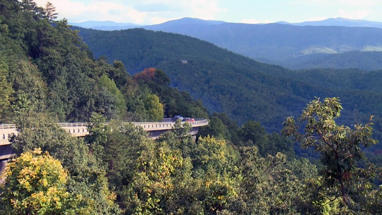 Foothills Parkway Missing Link Great Smoky Mountains National Park