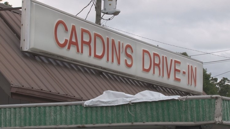 Cardin's was started by Willie H. and Pauline Cardin