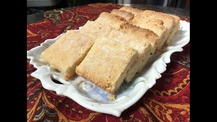 Best shortbread on the planet--and you can make it yourself!