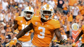 Vols defensive back will transfer