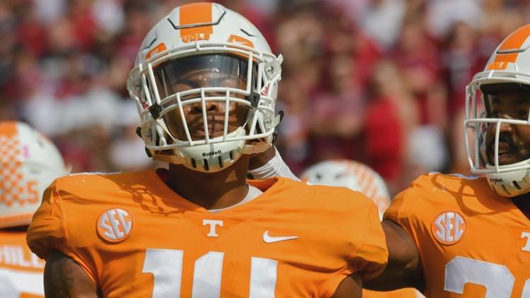 Vols linebacker Quart'e Sapp will declare for NFL Draft