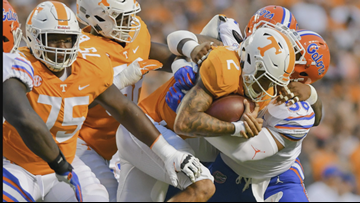 Lane's prediction for the Third Saturday in September: The Vols will upset the Gators