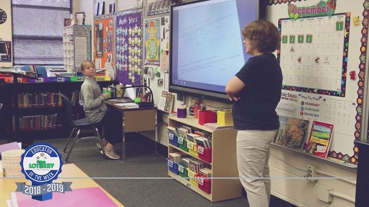 Karen Binger - Educator of the Week 12/10