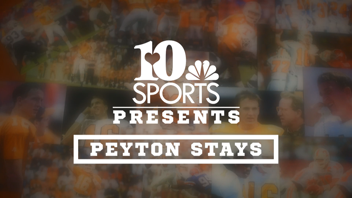 10Sports Presents: Peyton Stays