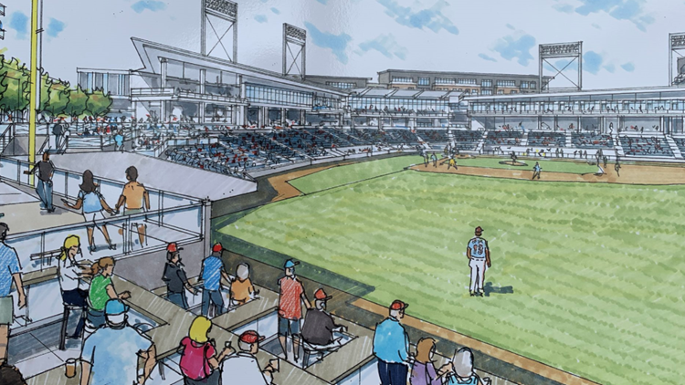 Proposed downtown stadium projected to cost another $15.5 million more than expected