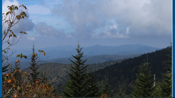 Clingmans Dome Road back open through Dec. 1, weather permitting