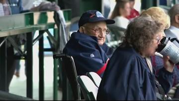 The No. 1 Smokies Fan: 97-year-old Jim Ball