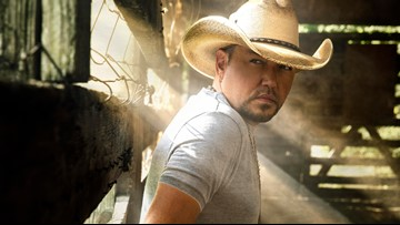 Jason Aldean is in Knoxville this weekend