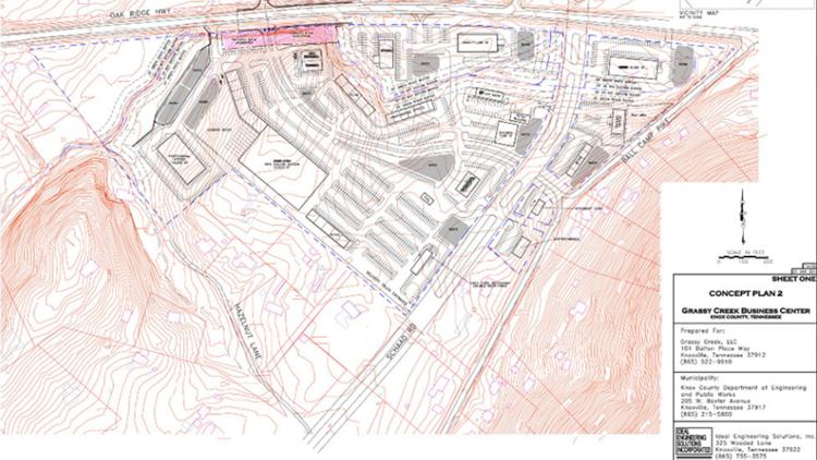 Grassy Creek Blueprints