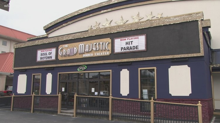 Dear Covid: Grand Majestic Theater reopens