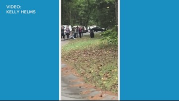 Watch: Visitors get way too close to a bear in the Smokies