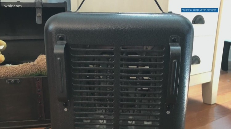 Safety officials give tips on staying safe while using space heaters