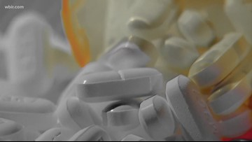 More than 600 pounds of drugs collected during take-back event at WBIR