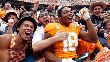 How the Vols turned the season around