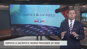 Service and Sacrifice: Nurse prisoner of war