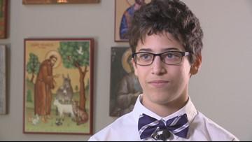 10 Rising Hearts: Teen embraces volunteering