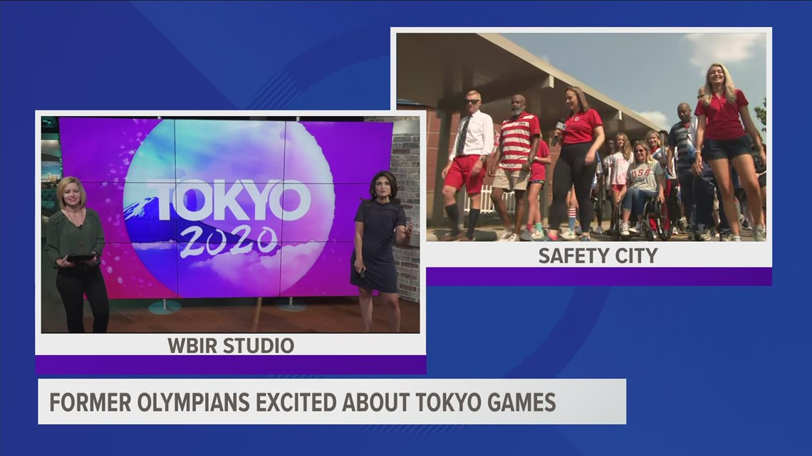 Olympians excited about 2020 Summer Games in Tokyo