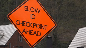 Graham County, North Carolina, blocks visitor entry to slow the spread of COVID-19